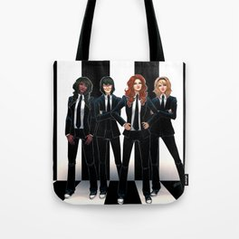 The Mary Janes Tote Bag