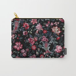 Flowers Power Carry-All Pouch