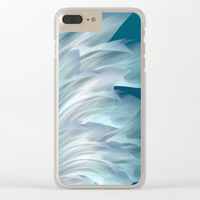 Everlasting grace Clear iPhone Case