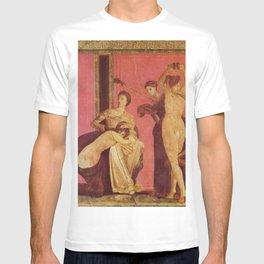 Villa Of Mysteries Pompeii T-shirt
