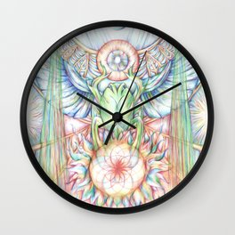 Anubis Light Preserver Wall Clock