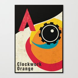 Clockwork Canvas Print