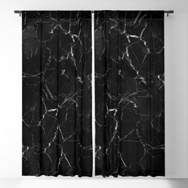 Marble Storm Blackout Curtain