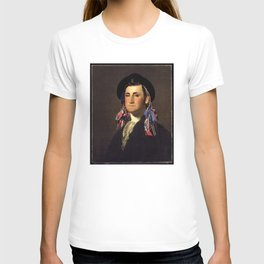 Boy George Washington T-shirt