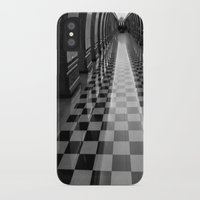 moscow iPhone & iPod Cases featuring Moscow Metra by Kim Ramage