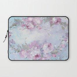 Crown Rose Laptop Sleeve