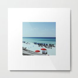 YAY! Summer discount on all wall art & free shipping!! Metal Print
