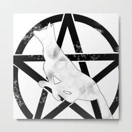 Stabity stab Metal Print