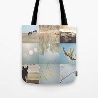 karen Tote Bags featuring karen pillow by Sw19Gallery