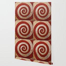 Sideshow Carnival Spiral Wallpaper