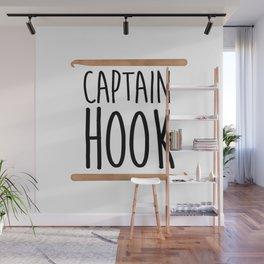Captain Hook Wall Mural