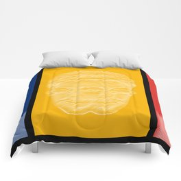Snowden Triptych Comforters