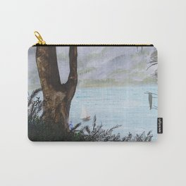 Water Sprite Carry-All Pouch