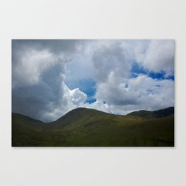Mount Snowdown Canvas Print