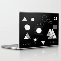 math Laptop & iPad Skins featuring math by BruxaMagica_susycosta