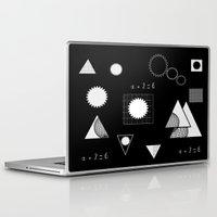 math Laptop & iPad Skins featuring math by BruxaMagica