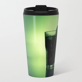 Green Cocktail Travel Mug
