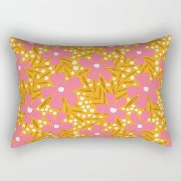 Tequila Sunrise Rectangular Pillow