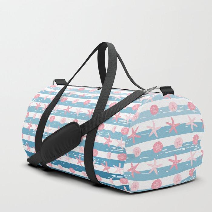 AFE Starfish Pattern Duffle Bag