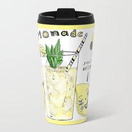 You're Welcome, Love, The Lemons Travel Mug