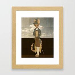 Ocicat Framed Art Print