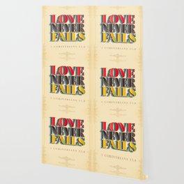 Love Never Fails! Wallpaper