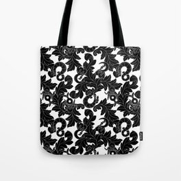 You and Me_ Background White Tote Bag