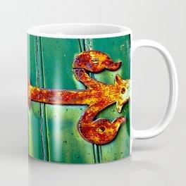 Rustic Hinge Coffee Mug