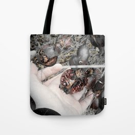 Wish for Eternal Winter Tote Bag