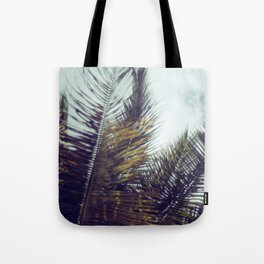Palm Sky II Tote Bag