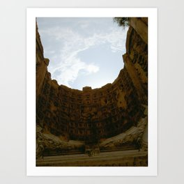 coloseum Art Print