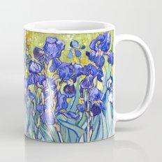 Vincent Van Gogh Irises Mug
