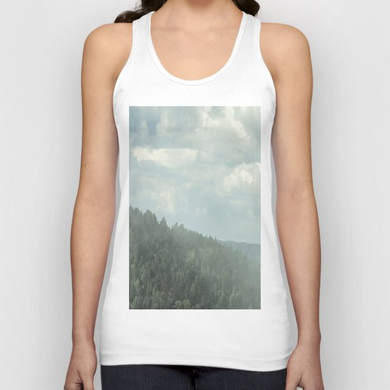forest 786 Unisex Tank Top