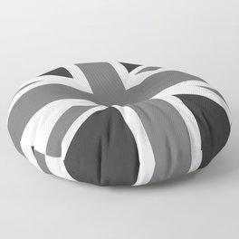 Union Jack Authentic scale 3:5 Version  (High Quality) Floor Pillow