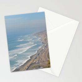 Beach Look Stationery Cards