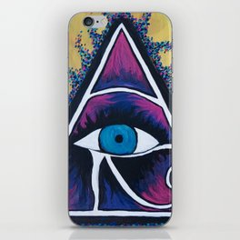 Eye Of Horus iPhone Skin
