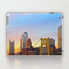 Sunset from the Southside Laptop & iPad Skin