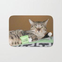 Catnip Party Bath Mat