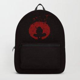 Ninja Silhouette Backpack