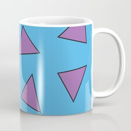 Rocko's Triangles Coffee Mug