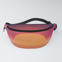 Deco Outrun Fanny Pack