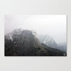 Ausseer Berge II Canvas Print