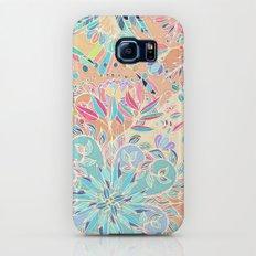 Paradise Doodle Galaxy S7 Slim Case