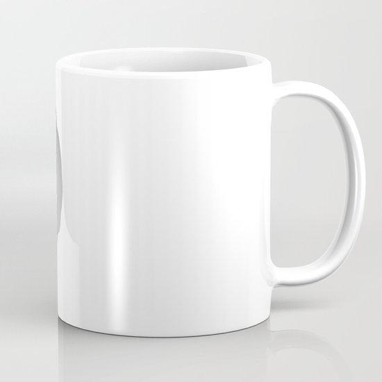Human Skull Mug