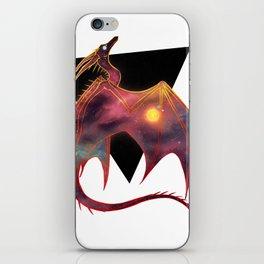 Celestial Wyrm iPhone Skin