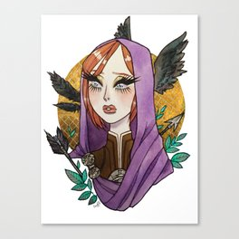 Leliana Canvas Print