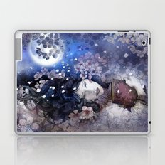 Amidst the blossoms Laptop & iPad Skin