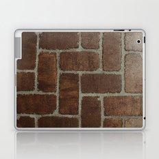 Brick Pattern in Spain Laptop & iPad Skin