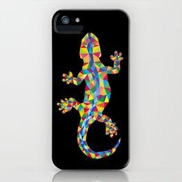 Vivid Barcelona City Lizard iPhone Case