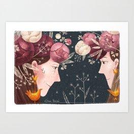 Midsummer IV Art Print